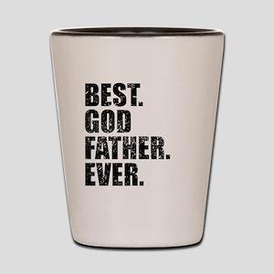 Best. Godfather. Ever. Shot Glass