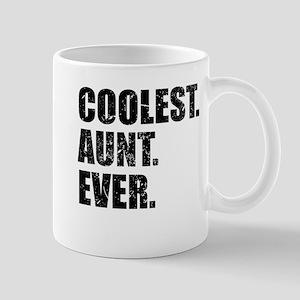 Coolest. Aunt. Ever. Mugs