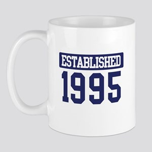 Established 1995 Mug