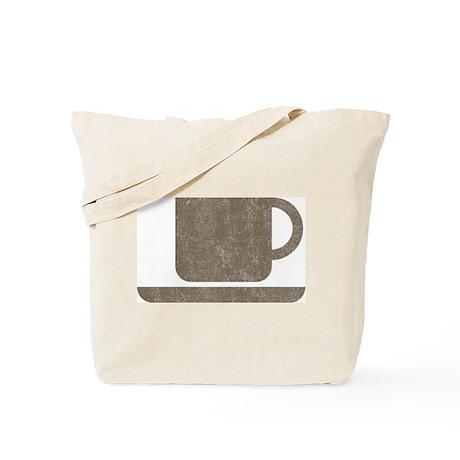 Vintage Coffee Tote Bag