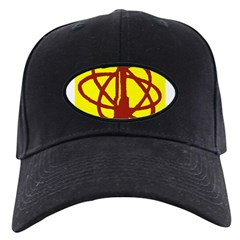 Library SF Genre Label Baseball Hat