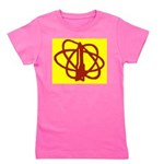Library SF Genre Label Girl's Tee