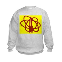 Library SF Genre Label Sweatshirt