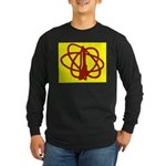Library SF Genre Label Long Sleeve T-Shirt