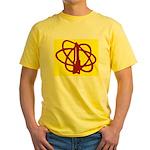 Library SF Genre Label T-Shirt