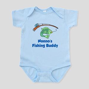 Nonnos Fishing Buddy Body Suit
