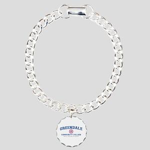 Greendale Already Accepted Charm Bracelet, One Cha