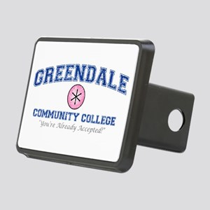 Greendale Already Accepted Rectangular Hitch Cover