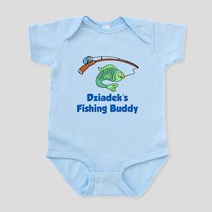 Dziadeks Fishing Buddy Body Suit