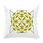 Eternal Flower 139 Everyday Pillow
