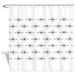 Boston 2015 Winter Shower Curtain