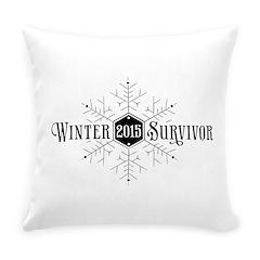 Winter 2015 Survivor Everyday Pillow