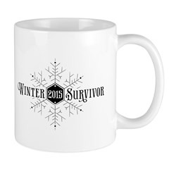 Winter 2015 Survivor Mug