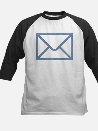 Vintage Email Kids Baseball Jersey
