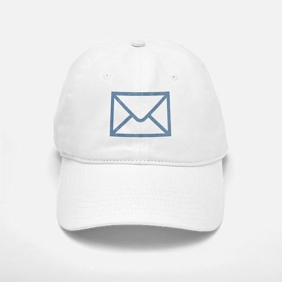 Vintage Email Baseball Baseball Cap