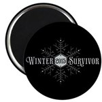 Winter 2015 Survivor Magnet