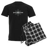 Boston 2015 Winter Men's Dark Pajamas
