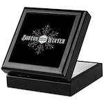 Boston 2015 Winter Keepsake Box