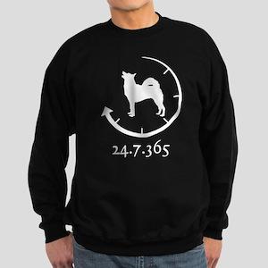 Norwegian Buhund Sweatshirt (dark)