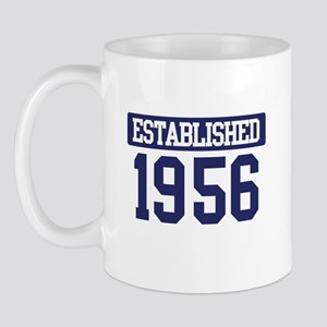 Established 1956 Mug