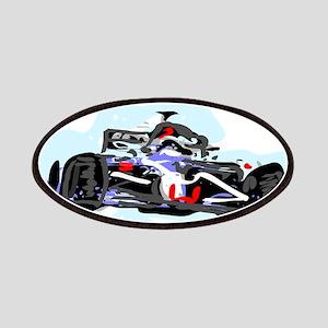 Racing Car Patch