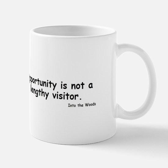Opportunity Mugs