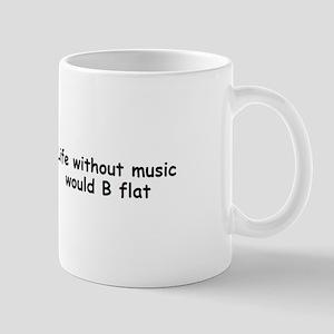 B flat Mugs