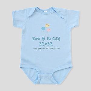 Part at My Crib, BYOBB Infant Bodysuit