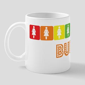 Lesbian Buffy Mug