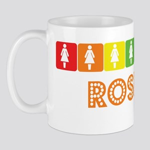 Lesbian Roselyn Mug