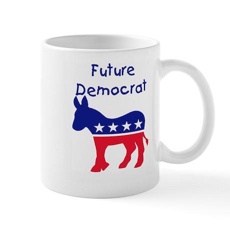 Future Democrat Mug