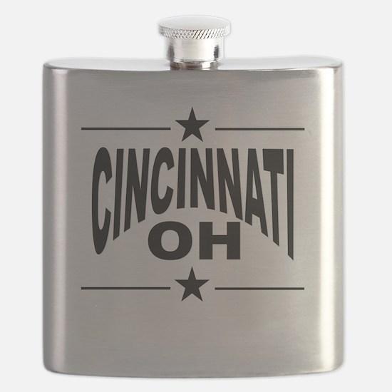 Cincinnati OH Flask