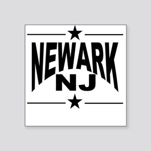 Newark NJ Sticker