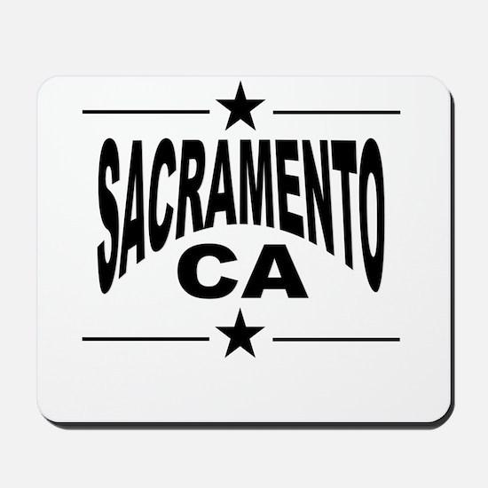 Sacramento CA Mousepad