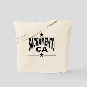 Sacramento CA Tote Bag