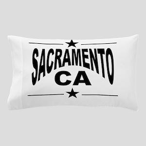 Sacramento CA Pillow Case