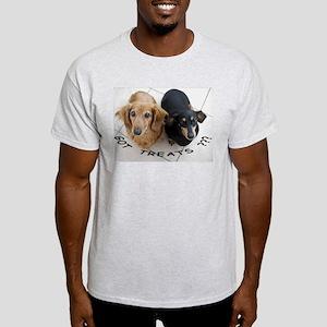 Got Treats ??? Ash Grey T-Shirt