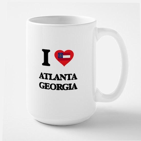 I love Atlanta Georgia Mugs
