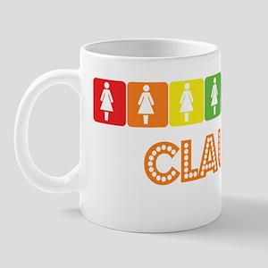 Lesbian Claudia Mug