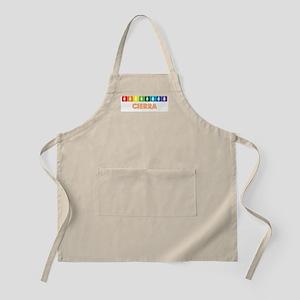 Lesbian Cierra BBQ Apron