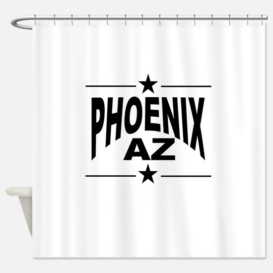 Phoenix AZ Shower Curtain