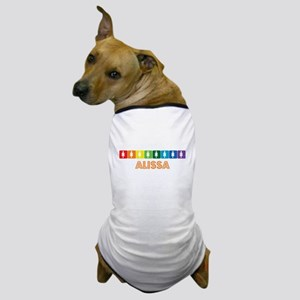Lesbian Alissa Dog T-Shirt