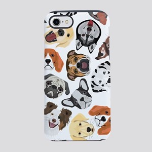 Illustration Pattern sweet Dom iPhone 7 Tough Case
