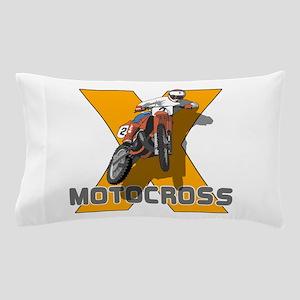 Extreme Motocross Pillow Case