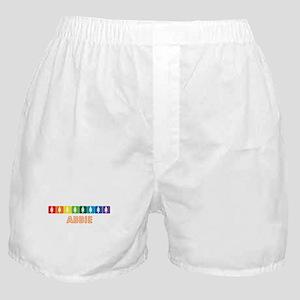 Lesbian Abbie Boxer Shorts