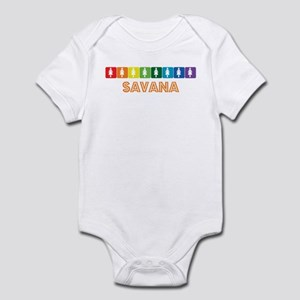 Lesbian Savana Infant Bodysuit