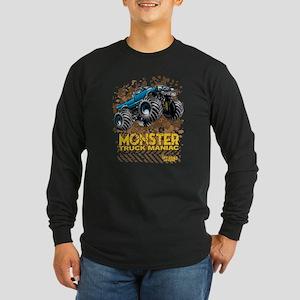 Monster Truck Maniac Long Sleeve T-Shirt