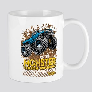 Monster Truck Maniac Mugs