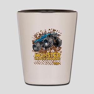 Monster Truck Maniac Shot Glass
