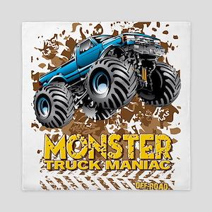 Monster Truck Maniac Queen Duvet
